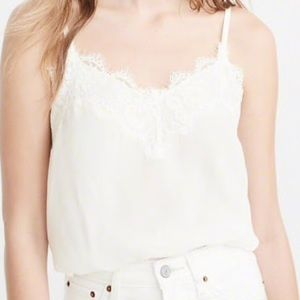 WANTED: Lace edge Cami